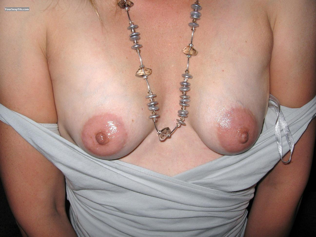 Tit Flash: Small Tits - Chrystal from United States